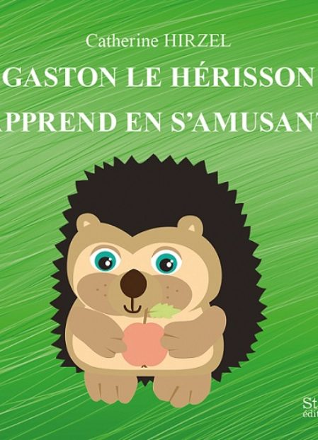 Gaston le hérisson apprend en s'amusant